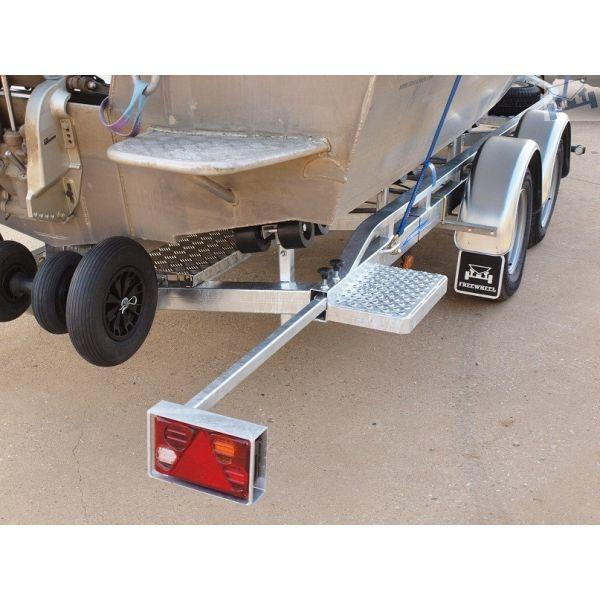 Freewheel Boottrailer Speciaalbouw